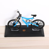 Banggood Bicycle Model Simulation DIY Alloy Mountain / Road Bicycle Set Decoration Gift Model Toys