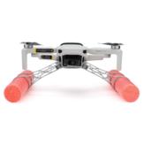 Sönümleme Iniş takımı Eğitim Kit 3D Baskı Yüzer Kit Yüzdürme Ile Çubuk için DJI Mavic Mini RC Drone