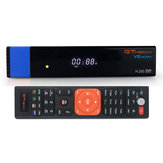 GTmediaV8NOVADVB-S2SatellietTV-signaal 1080P HD H.265 Ingebouwde WIFI CCcam-ontvanger met AV Port Time Display