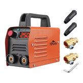 Topshak ZX7-250 250A 110V Mini Machine de soudage électrique Portable affichage numérique actuel IGBT soudeur outil de soudage