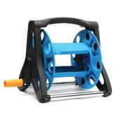 25M Portable Hose Reel Watering Hose Pipe Clip Reel Lawn Waterpipe Storage Holder