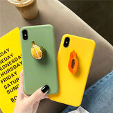 Original              Fashion 3D Candy Color Fruit Pattern Soft TPU Protective Case for iPhone X / XS / XR / XS Max / 7 / 8 / 7 Plus / 8 Plus / 6 / 6S / 6S Plus / 6 Plus