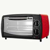 2000W Konvektion Elektro Toaster Ofen 12L Arbeitsplatte Backen Broil Toast Pizza