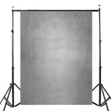 5x7ft Gradient Gray Photography Photo Vinyl Background Studio Backdrop Props