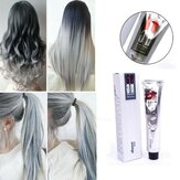 100ml Light Grey Hengda Danis Original Ecological Single Capelli Unguento colorante cotto