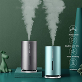 Smart Induction Spray Air Humidifier Portable 1200mah Battery Car Mist Maker Aroma Diffuser USB Ultrasonic Humidifier for Home