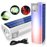 XANES® 260LM Multifunctional Solar Camping Light Waterproof Power Bank 3 Modes Work Lamp Outdoor Travel Hiking Tent Light
