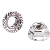 20PCS M3 M4 M5 M6 Flange Screw Nut For RC Models