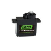 VOTIK 7455 MG-D 9g Digital Servo Metal Gear For RC Aircraft Helicopter EPP Indoor Airplane