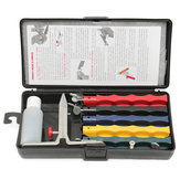 Sharpen Stone Professional Kitchen Sharpening System Fix-hoek 5-steenversie