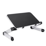 Adjustable Foldable Notebook Laptop Desk Table Stand Sofa Bed Tray Home Office