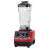 Misturador de comida de cozinha de velocidade ajustável de 4500 W 2.5L espremedor de frutas com leite de soja