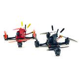 FUS Spartan V3 Distancia entre ejes de 99 mm F411 F4 Controlador de vuelo AIO 20A ESC 3-4S Freestyle FPV Racing Drone PNP con 200mW VTX Runcam Nano 2 FPV Cámara