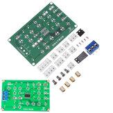 3pcsLogicNívelTestereletrônicoDIY Kit Concurso de produto eletrônico DIY Kit