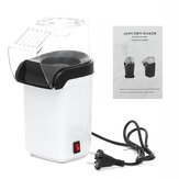1200W Mini Electric Popcorn Maker Home Hot Air Tabletop Party Snack Machine