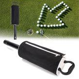 PortableGolfShagBolsaBolasde 60 Bolas Convenientes Pick-up de bolso Bolsa Armazenamento de bola