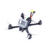 iFlight Nazgul5 227mm 6S 5 tommer FPV Racing Drone BNF / PNP SucceX-E F4 Caddx Ratel Camera 45A BLheli_S ESC 2207 1800KV Motor