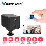 Vstarcam Cb71 1080P Bateria Câmera Mini Wifi IP 2600mAh Bateria Câmera Wifi mini Câmeras IR Câmera de segurança de vigilância noturna