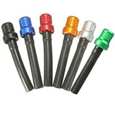 Tank Colorful Cap Gas Fuel Petrol Valve Vent Two-way Breather Hose Black Tube