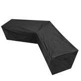 Furniture Sofa Cover Waterproof  ''V'' Shape Outdoor Garden Chair Protector