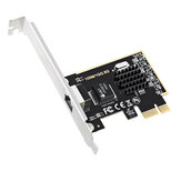 DIEWU TXA073  2.5G Network Lan Card 100/1000M/2.5G RJ45 Network Adapter PCI Cards for PC