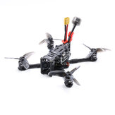 GEPRC PHANTOM HD cure-dents 125mm 2,5 pouces 4S FPV Racing Drone PNP / BNF Caddx Vista nébuleuse DJI Cam 20A ESC F4 FC AIO GR1105 5000KV moteur