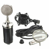 Condensador de grabación de estudio de micrófono de sonido profesional Micrófono