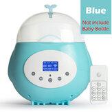 Calentador de biberones Máquina de desinfección de biberones de leche para bebés Esterilizadores automáticos inteligentes de leche rápida y caliente para niños de 1 2 3 años