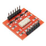 5Pcs A87 Placa de expansão de nível alto e baixo do módulo de isolamento de optocoupler de 4 canais Geekcreit para Arduino - produtos que funcionam com placas Arduino oficiais