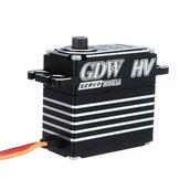 GDW DS820MG HV 25KG Coreless Metal Gear Digital Servo Para Modelos RC