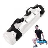 KALOAD 25KG worek na wodę do ćwiczeń Fitness worek wodny regulowany trening rdzenia napompowany worek z piaskiem do treningu w domu ćwiczenia równowagi