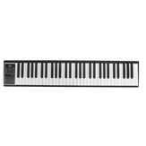 HUASKY KD08 Pro 49/61/88 touches clavier électrique Portable Piano électrique portable