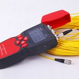 NOYAFA NF-911 3 In 1 Optical Multimeter Visual Fault Detector Optical Power Meter with Red Light Function Fault Locator