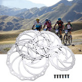 BIKIGHT Bicycle Brake Disc Rotor Outdoor Cycling Bike Wheels Front Rear Rotors Bike Accessories For 140/160/180/203mm