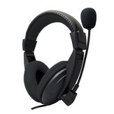Bakeey S-750 3.5mm Gaming Headphone Casque Gamer Deep Bass Stereo Gaming Headset with Mic for PC XBOX PS4 Computer
