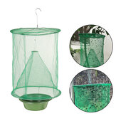 4PCS Pest Control Reusable Hanging Mosquito Catcher Killer Flies Flytrap Cage Net Trap Garden Home BackYard Supplies Fly-catching Device Outdoor Camping
