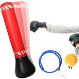 Inflatable Punch Tumbler Fitness Children Beginner Boxing Training Air Bag