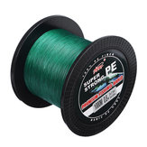 1000M 4 fili Super Strong Green Braided Spectra Sea TORCIA Linea Linea PE per acqua salata