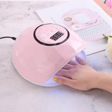 150W LED UV Nail Dryer Machine Motion Sensor Mode Time Settiing Display Nail Lamp Light