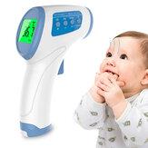 HY-216 Digital Baby Vuxen Infraröd Termometer Kropp Pannan Temperatur Pistol Multi-purpose Non Contact Termometer