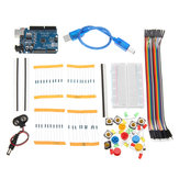 DIY Bread Board LED UNO R3 Basic Starter Learning Kit Starter Kits