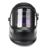 Solar Auto Escurecimento Soldador Capacete de Soldagem Máscara Moagem Ferramenta Protetora Escudo