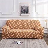 1/2/3/4 lugares capa de sofá elástico Slipcover sofá estiramento Floral Couch Protector cadeira cobre