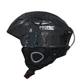 PROPRO Skiing Adults Skiing Helmet For Snowboarding Skating Ultralight ABS+EPS Outdoor Sports Skateboard Helmet