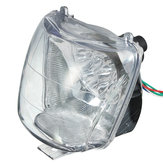 12V 35W koplamp voor 50cc 70cc 90cc 110cc 125cc Mini Atv Quad Buggy