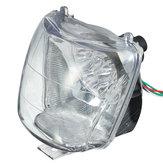 12V 35W Front Light LED Headlight For 50cc 70cc 90cc 110cc 125cc Mini Atv Quad Bike Buggy