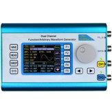 FY2300 Generatore di segnali ad alta frequenza a doppio canale a forma d'onda arbitraria 50MHz 200MSa / s Misuratore di frequenza 100MHz DDS