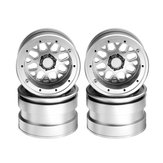 4PCS Per Set 1/10 1/8 2.2 Inch D1RC Rock Crawler Alloy Metal RC Car Wheel Hub For SCX10 TRX4