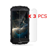 3 PCS Bakeey 9H Anti-Explosion Tempered Glass Screen Protector For DOOGEE S60 / DOOGEE S60 Lite