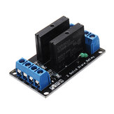 5pcs 2 Channel DC 12V  Relay Module Solid State Low Level Trigger 240V2A Geekcreit for Arduino - products that work with official Arduino boards